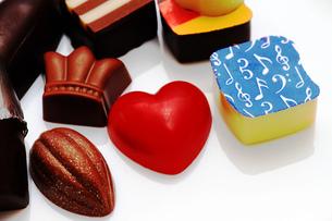 チョコレートの写真素材 [FYI00238716]