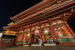 浅草寺の写真素材 [FYI00238788]