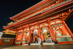 浅草寺の写真素材 [FYI00238815]