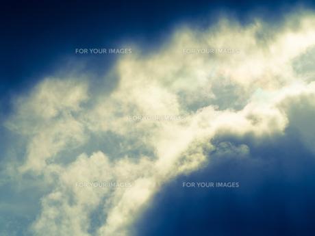 雲の写真素材 [FYI00238958]
