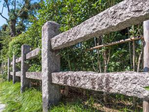 石柵の素材 [FYI00238997]