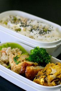 lunch boxの写真素材 [FYI00239090]