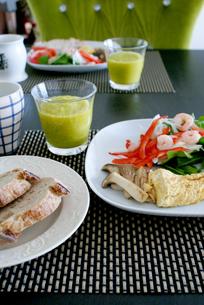 breakfastの写真素材 [FYI00239097]