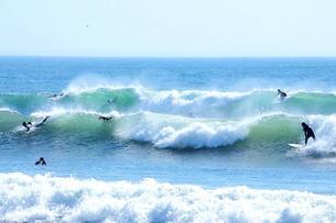 サーフィンの写真素材 [FYI00239287]