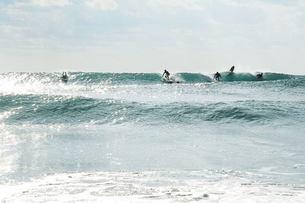 サーフィンの写真素材 [FYI00239294]