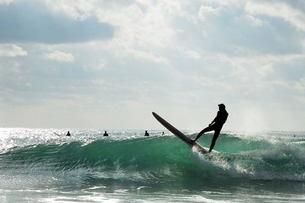 サーフィンの写真素材 [FYI00239298]