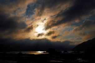 秋元湖の写真素材 [FYI00239381]