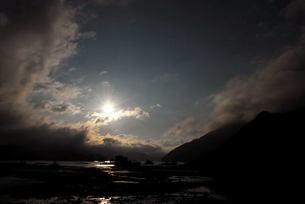 秋元湖の写真素材 [FYI00239389]