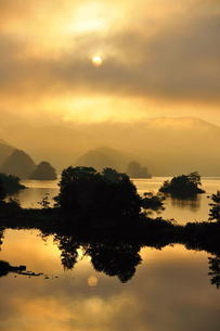 秋元湖の写真素材 [FYI00239398]