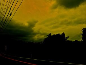 路の写真素材 [FYI00239571]