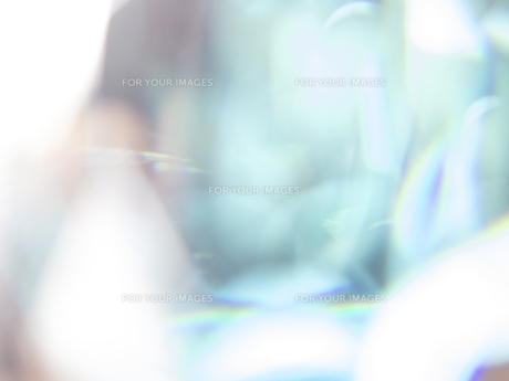 淡い光の素材 [FYI00240319]