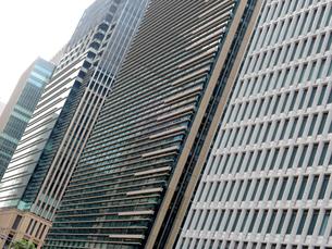 高層ビル街の写真素材 [FYI00240542]