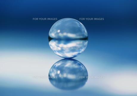 水晶玉の素材 [FYI00240642]