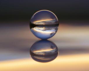 水晶玉の素材 [FYI00240655]