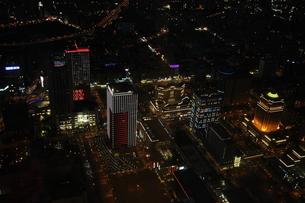 台北101からの夜景の写真素材 [FYI00241576]