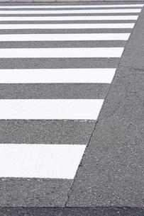 横断歩道の写真素材 [FYI00242453]