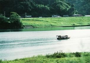 四万十川の写真素材 [FYI00242657]