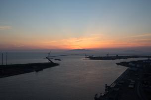 秋田港の素材 [FYI00242659]