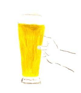 ビールの写真素材 [FYI00242684]