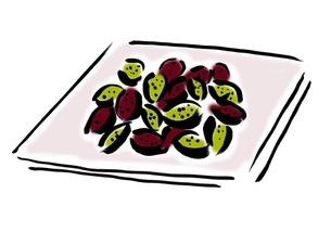 甘納豆の写真素材 [FYI00242691]