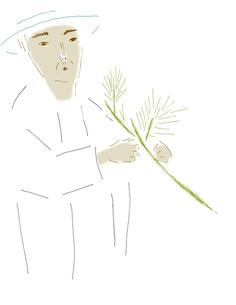 植木職人の素材 [FYI00242692]