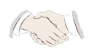 握手の写真素材 [FYI00242695]