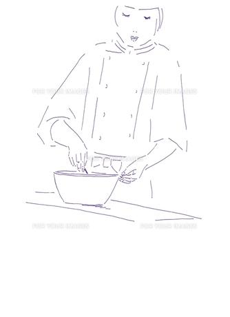 料理学校の写真素材 [FYI00242704]
