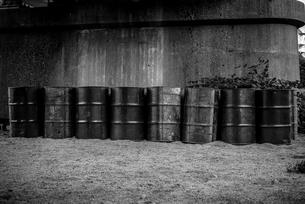 ドラム缶の素材 [FYI00243051]