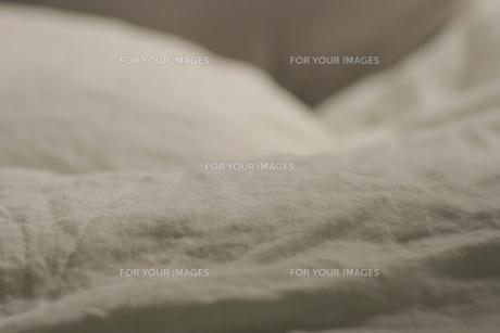 ベッドの写真素材 [FYI00243088]