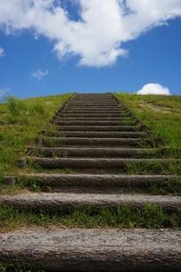 未来への階段の写真素材 [FYI00243139]