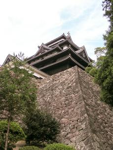 松江城の写真素材 [FYI00243342]