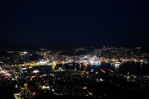 世界新三大夜景 長崎の素材 [FYI00243375]