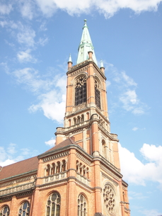 ドイツ建物の写真素材 [FYI00243432]