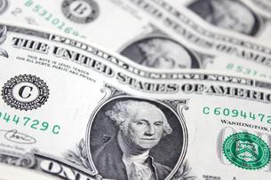 米ドル札の素材 [FYI00243472]