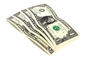米ドル札の写真素材 [FYI00243493]
