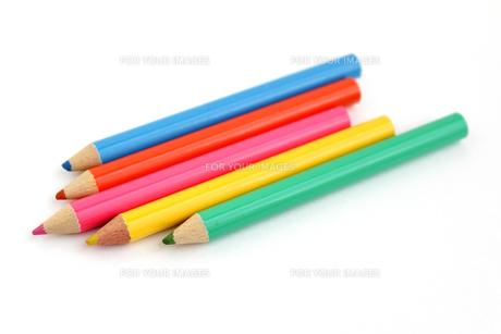 色鉛筆の素材 [FYI00243499]