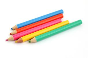 色鉛筆の写真素材 [FYI00243499]