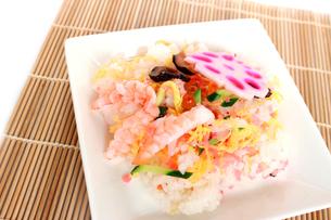 ちらし寿司の写真素材 [FYI00243504]