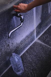 水汲み場の写真素材 [FYI00243621]