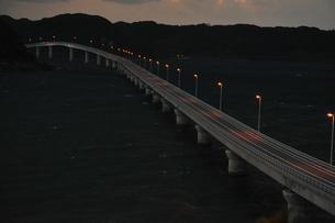 角島大橋の写真素材 [FYI00243668]