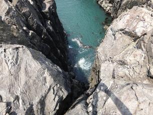 断崖絶壁の素材 [FYI00244332]