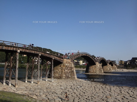 アーチ橋の素材 [FYI00244333]