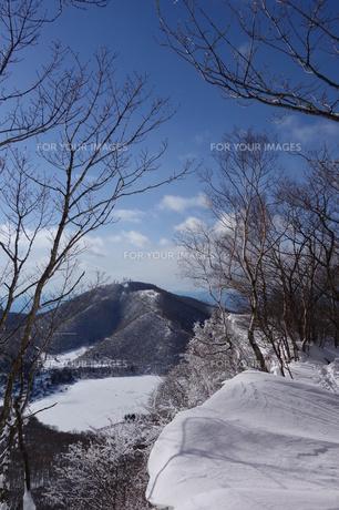 黒檜山より地蔵岳をのぞむの素材 [FYI00244368]