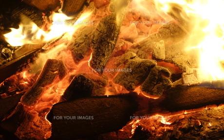 燃焼の素材 [FYI00244388]
