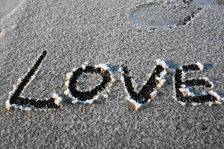 LOVEの素材 [FYI00244392]