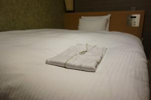 シングルベッドの写真素材 [FYI00244397]