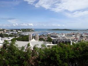 ニューカレドニアFOLの丘からの眺めの素材 [FYI00244413]