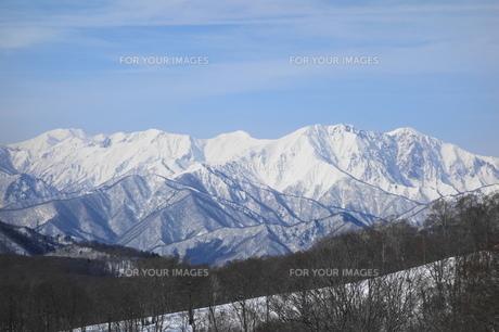 上州の山々の素材 [FYI00244427]