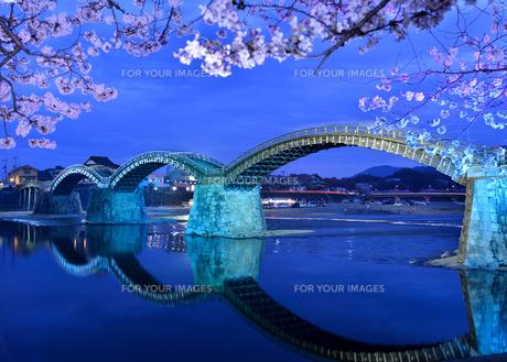 錦帯橋の素材 [FYI00244450]