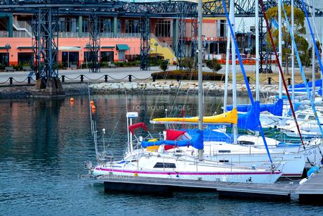 港の風景の写真素材 [FYI00244453]